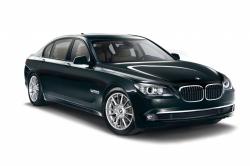 Автомобильные коврики EVA BMW 7 F01/02 (2008-2015)