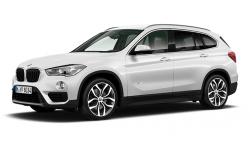 Автомобильные коврики EVA BMW X1 F48 (2015->)