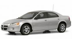 Автомобильные коврики EVA Dodge Stratus II седан (2000-2006)