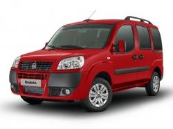 Автомобильные коврики EVA Fiat Doblo I рестайлинг (2005-2015)