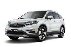 Автомобильные коврики EVA Honda CR-V IV рестайлинг (2014-2018)