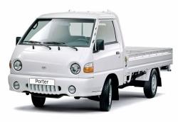 Автомобильные коврики EVA Hyundai Porter I (1996->)