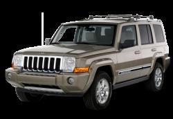 Автомобильные коврики EVA Jeep Commander 5 мест (2005-2010)