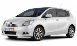 Автомобильные коврики EVA Toyota Verso I (2009-2012)
