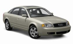 Автомобильные коврики EVA Audi A6 C5 FWD правый руль (1997-2004)