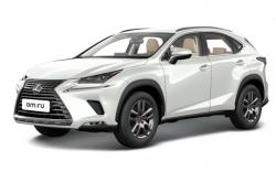 Автомобильные коврики EVA Lexus NX рестайлинг (2017->)