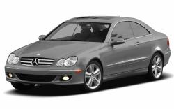 Автомобильные коврики EVA Mercedes-Benz CLK W209 (2002-2010)