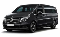 Автомобильные коврики EVA Mercedes-Benz V W447 (2014->)
