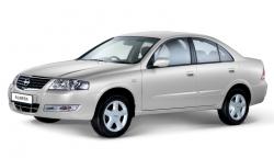 Автомобильные коврики EVA Nissan Almera Classic (2006-2013)