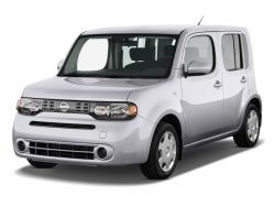 Автомобильные коврики EVA Nissan Cube III Z12, правый руль (2008->)