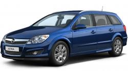 Автомобильные коврики EVA Opel Astra H универсал (2006-2014)