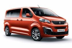 Автомобильные коврики EVA Peugeot Traveller (2016->)