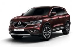 Автомобильные коврики EVA Renault Koleos II (2016->)