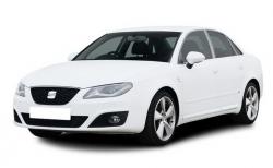 Автомобильные коврики EVA SEAT Exeo (2008-2013)