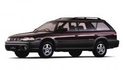 Автомобильные коврики EVA Subaru Legacy Outback I BG (1995-1999)
