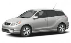 Автомобильные коврики EVA Toyota Matrix E130 (2002-2008)