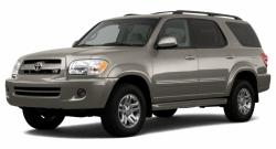 Автомобильные коврики EVA Toyota Sequoia Limited (2004-2007)