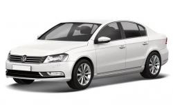 Автомобильные коврики EVA Volkswagen Passat B7 (2011-2015)