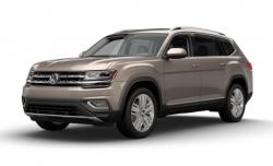 Автомобильные коврики EVA Volkswagen Teramont (2017->)