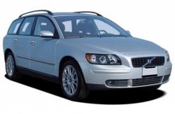 Автомобильные коврики EVA Volvo V50 I P1 (2004-2012)