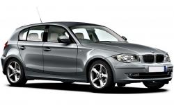 Автомобильные коврики EVA BMW 1 E87 5d (2004-2012)
