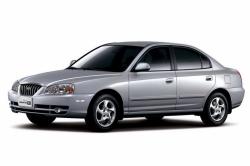 Автомобильные коврики EVA Hyundai Elantra III XD2 рестайлинг (2003-2010)