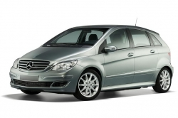 Автомобильные коврики EVA Mercedes-Benz B W245 (2005-2011)