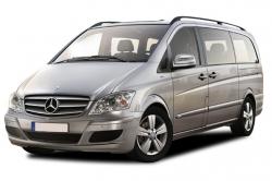 Автомобильные коврики EVA Mercedes-Benz Viano W639 рестайлинг (2011-2014)