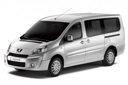 Автомобильные коврики EVA Peugeot Expert II рестайлинг (2012-2016)
