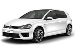 Автомобильные коврики EVA Volkswagen Golf 7.5 (2018->)