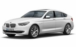 Автомобильные коврики EVA BMW 5 F07 Gran Turismo X-Drive (2010-2013)