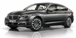 Автомобильные коврики EVA BMW 5 F07 Gran Turismo X-Drive рестайлинг (2013-2017)