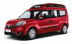 Автомобильные коврики EVA Fiat Doblo II Maxi рестайлинг (2015->)