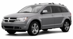 Автомобильные коврики EVA Dodge Journey I (2007->)