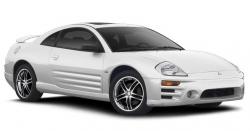Автомобильные коврики EVA Mitsubishi Eclipse G3 (1999-2005)
