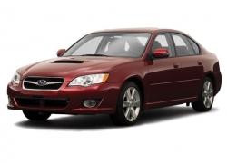 Автомобильные коврики EVA Subaru Legacy IV BL седан (2003-2009)