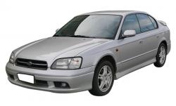 Автомобильные коврики EVA Subaru Legacy III BE/BT (1998-2003)