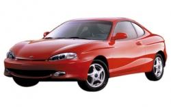 Автомобильные коврики EVA Hyundai Coupe I (1996-2002)