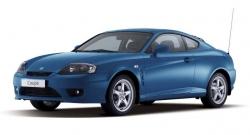 Автомобильные коврики EVA Hyundai Coupe II (2002-2007)