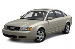 Автомобильные коврики EVA Audi A4 B6 седан (2000-2004)
