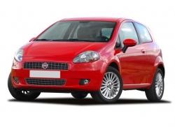 Автомобильные коврики EVA Fiat Grande Punto III 5D (2005-2010)