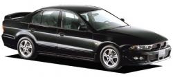 Автомобильные коврики EVA Mitsubishi Galant VIII седан (1996-2003)