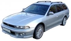 Автомобильные коврики EVA Mitsubishi Galant VIII универсал (1996-2003)