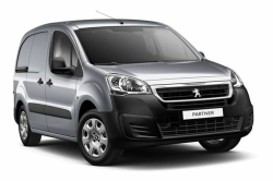 Автомобильные коврики EVA Peugeot Partner II рестайлинг 2 (2015-2018)