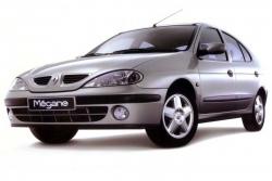 Автомобильные коврики EVA Renault Megane I рестайлинг (1999-2003)