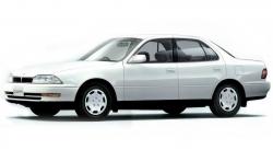 Автомобильные коврики EVA Toyota Camry V30, правый руль (1990-1994)