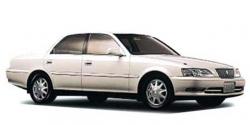 Автомобильные коврики EVA Toyota Cresta V X100, правый руль (1996-1998)