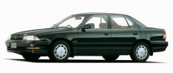 Автомобильные коврики EVA Toyota Vista III V30, правый руль (1990-1994)