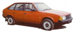 Автомобильные коврики EVA Москвич 2141 (1986-1998)