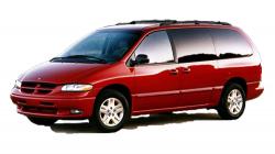 Автомобильные коврики EVA Dodge Caravan III (1995-2000)